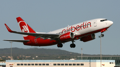 D-ABLC - Boeing 737-76J - Air Berlin