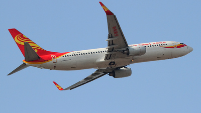 B-5465 - Boeing 737-84P - Hainan Airlines