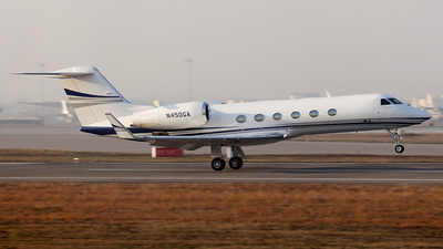 N450GA - Gulfstream G450 - Private