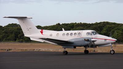 A picture of FGIJB - Beech 200 Super King Air - [BB13] - © Gabriel Tobiasz