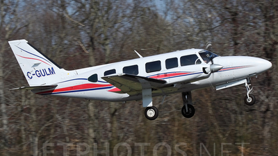 A picture of CGULM - Piper PA31350 - [317652033] - © Joe Osciak