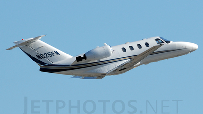 N525FN - Cessna 525 CitationJet 1 - Private