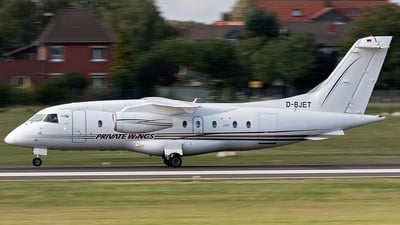 D-BJET - Dornier Do-328-310 Jet - Private Wings