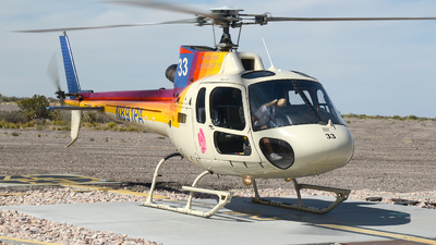 N891PA - Eurocopter AS 350B2 Ecureuil - Papillon Grand Canyon Helicopters