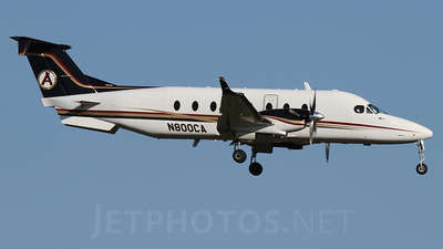 N800CA - Beech 1900D - Private