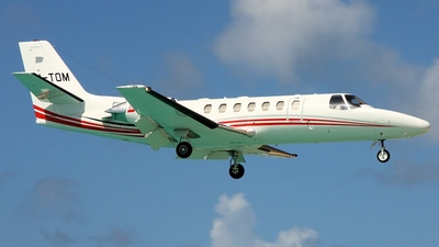 PJ-TOM - Cessna 560 Citation Ultra - Jet Budget