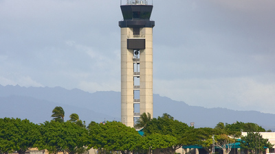 PHNL - Airport - Control Tower