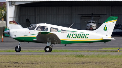 A picture of N138BC - Piper PA28181 Archer III - [2843580] - © Jeremy D. Dando
