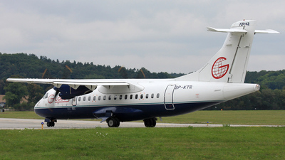 SP-KTR - ATR 42-300 - White Eagle Aviation