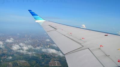 PK-GRC - Bombardier CRJ-1000ER - Garuda Indonesia