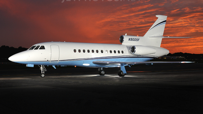 N900SF - Dassault Falcon 900B - Private