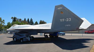 87-0801 - Northrop/McDonnell Douglas YF-23A - United States - US Air Force (USAF)