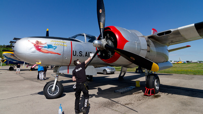 N167B - Douglas A-26B Invader - Private