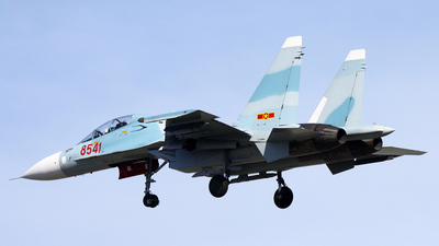 8541 - Sukhoi Su-30MK2 - Vietnam - Air Force
