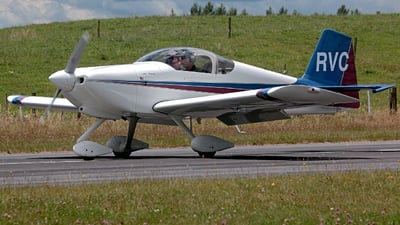 ZK-RVC - Vans RV-6A - Private