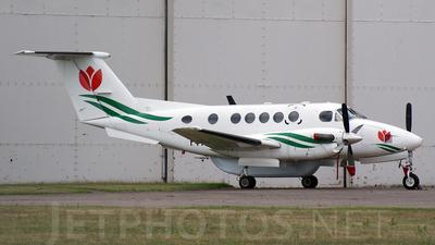 A picture of PHATM - Beech B200 Super King Air - [BB123] - © Enrico Raimondo