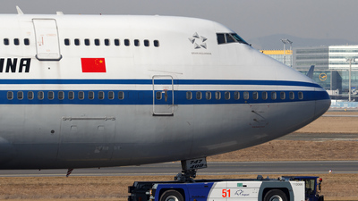 B-2469 - Boeing 747-4J6(M) - Air China