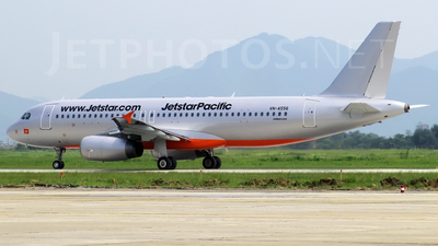 VN-A556 - Airbus A320-232 - Jetstar Pacific Airlines