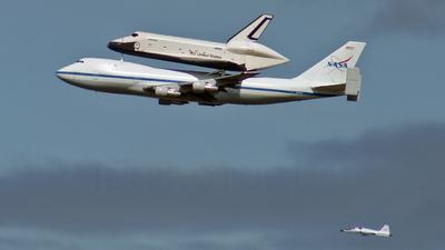 N905NA - Boeing 747-123(SCA) - United States - National Aeronautics and Space Administration (NASA)