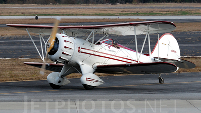 N61ML - Waco YMF-5 - Private