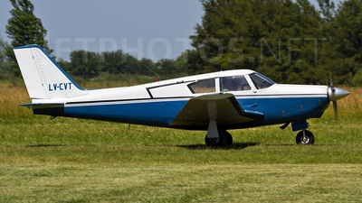 LV-CVT - Piper PA-24-250 Comanche - Private