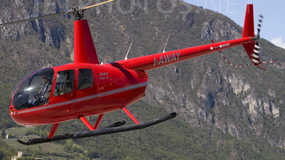 I-AWAY - Robinson R44 Clipper II - Private