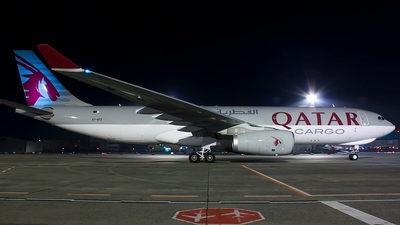 1406 - Airbus A330-243F - Qatar Airways Cargo