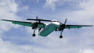 V2-LGN - Bombardier Dash 8-311 - Leeward Islands Air Transport (LIAT)