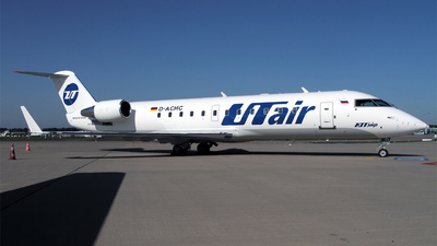 D-ACHC - Bombardier CRJ-200LR - UTair Aviation