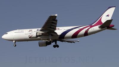 EP-SIG - Airbus A300B4-622R - Saha Air