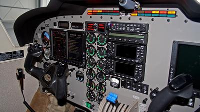 SP-TUE - Piper PA-34-220T Seneca V - OKL - Aviation Training Centre of Rzeszow Technical University