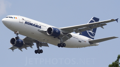 YR-LCB - Airbus A310-325 - Tarom - Romanian Air Transport