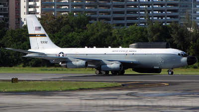 55-3132 - Boeing NKC-135E Stratotanker - United States - US Air Force (USAF)