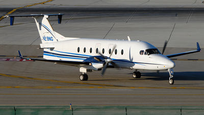 N29NG - Beech 1900D - Private