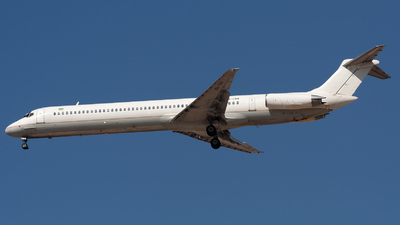 UR-CBN - McDonnell Douglas MD-82 - Kish Air