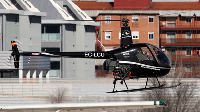 EC-LCU - Robinson R22 Beta - Private