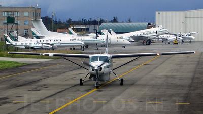 PNC-0253 - Cessna 208B Grand Caravan - Colombia - Police