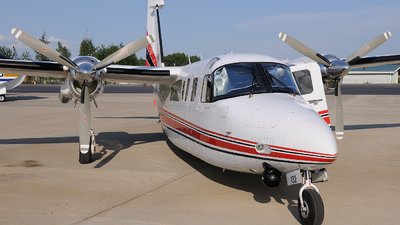 C-GHWF - Rockwell 690A Turbo Commander - Conair Aviation