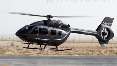 D-HADW - Eurocopter EC 145T2 - Eurocopter