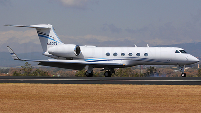 N130GV - Gulfstream G-V - Private