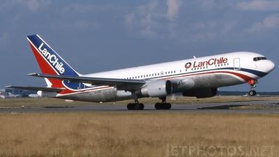 CC-CDH - Boeing 767-284(ER) - Lan Chile