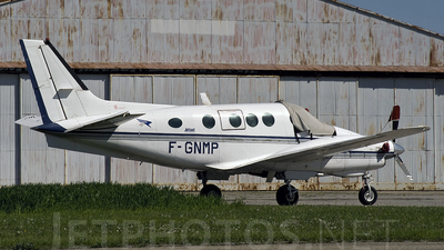 F-GNMP - Beechcraft C90B King Air - Private
