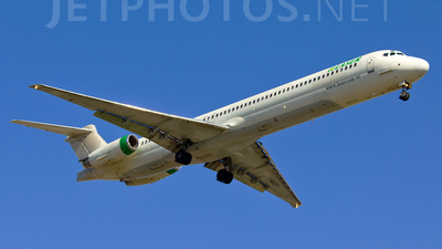 YV469T - McDonnell Douglas MD-81 - Laser Airlines