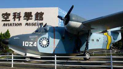 11024 - Grumman HU-16A Albatross - Taiwan - Navy