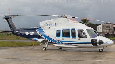 PR-OMR - Sikorsky S-76C+ - Omni Táxi Aéreo