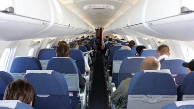 OY-KFG - Bombardier CRJ-900 - Scandinavian Airlines (SAS)