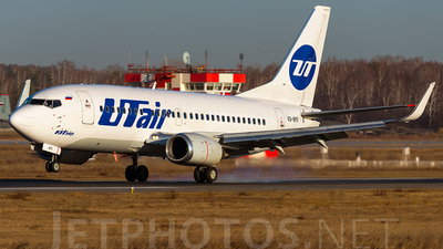 VQ-BPO - Boeing 737-524 - UTair Aviation
