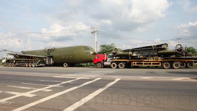 56-0352 - Lockheed AC-130A Hercules - United States - US Air Force (USAF)