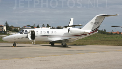 OO-FPC - Cessna 525B CitationJet 3 - Private