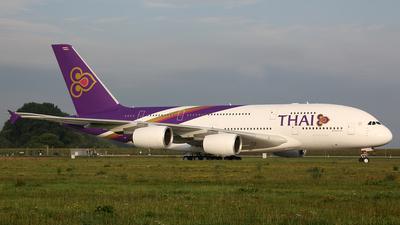 F-WWAO - Airbus A380-841 - Thai Airways International